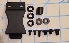 "Do It Yourself DIY IWB Holster Hardware Mounting Kit 1.5"" or 1.75"" Nylon Clip"