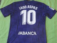 Camiseta Shirt Maillot Trikot CELTA Vigo Adidas 10 IAGO ASPAS away Size L