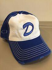"""Telltale Games The Walking Dead Clementine Clem's Hat Gas Cap """"D"""" Logo Authentic"""