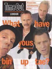 TRAINSPOTTING 2 TIME OUT LONDON No 2413 JAN 17 2017 FKA TWIGS COVERS