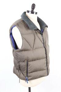 Vintage SIERRA DESIGNS Goose Down Puffer Vest Mens Size XL