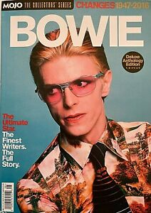 DAVID BOWIE - THE FULL STORY - THE FINEST WRITERS 2020 MOJO SPECIAL / BRAND NEW