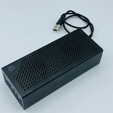 JLab Crasher Wireless Bluetooth Portable Speaker BT1130 Solid Black Preowned