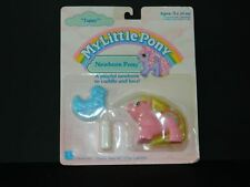 My Little Pony Vintage G1 Baby Newborn Tappy Mint In Package MIP MOC NIP