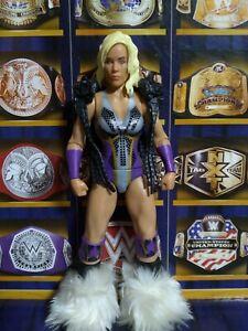 Custom WWE NXT Frankie Monet Figure