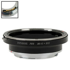 Fotodiox Pro Focus Confirmation Adapter Mamiya 645 MF Lens to Canon EOS EF/EF-S