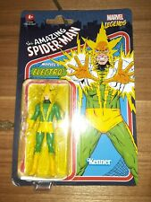 MARVEL LEGENDS ELECTRO FROM THE AMAZING SPIDER-MAN KENNER FIGURE NEW
