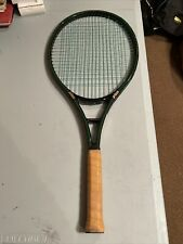 New listing Prince Graphite Classic OS Tennis Racquet w Carrier