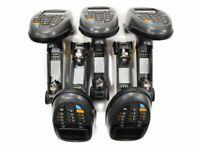 Lot of 5 Motorola Symbol MT2070 Batch Mobile Barcode Scanner without Batteries