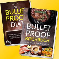 im SET: Dave Asprey | DIE BULLETPROOF-DIÄT + DAS BULLETPROOF KOCHBUCH (Buch)