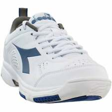 Diadora Volee 2  Casual Tennis  Shoes - White - Mens