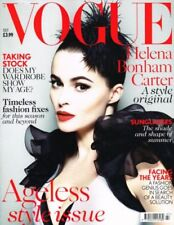 July Vogue Magazines in English