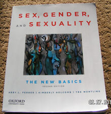 Sex, Gender, and Sexuality by Abby L. Ferber & Kimberly Holcomb 2nd ed