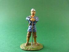 Figurine plomb du Moyen-âge ALTAYA Homme à pied anglais XI siècle - Lead soldier