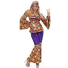 Damen-Kostüme & -Verkleidungen Hippie Größe 42