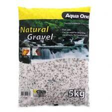 Aquarium Decorative Gravel Natural All Sorts 5kg Fish Tank 12211 Aqua One Rocks