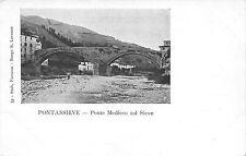 5613) PONTASSIEVE (FIRENZE) PONTE MEDICEO SUL SIEVE.
