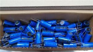 50 x Vishay 2200uF 35V DC Aluminium Electrolytic Capacitor, 125°C Radial 146 RTI
