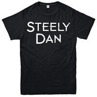 Steely Dan T-Shirt, Rock Band Soft Rock Adult & Kids Tee Top