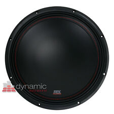 "MTX Audio 3510-04 Car Audio 10"" Sub 35 Series SVC 4 Ohm Subwoofer 500 Watts New"