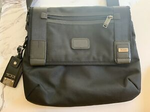 Tumi Alpha Bravo Beale Crossbody Messenger Bag