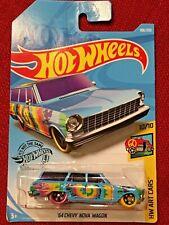 HOT WHEELS HW ART CARS 1964 CHEVROLET NOVA WAGON 10/10 188/250