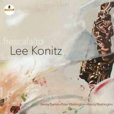 Lee Konitz Kenny Barron Peter Washington Kenny Washington - Frescalalt NEW CD