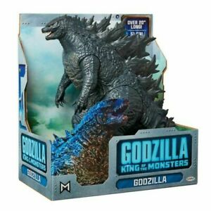 "2019 New  Jakks Pacific Godzilla King of the Monsters 20"""