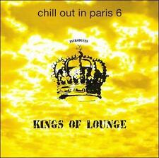 Chill out in Paris, Vol. 6 by Various Artists (CD, 2007, Stefano Cecchi Records)