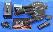 Beaulieu 5008 S  mit Angénieux 1:1,2  6-80 mm Super-8 Tonfilmkamera