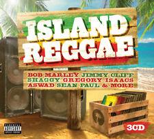 Various Artists : Island Reggae CD (2018) ***NEW***