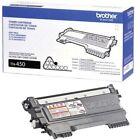 NEW Brother TN-450 TN450 High Yield Toner Cartridge Genuine