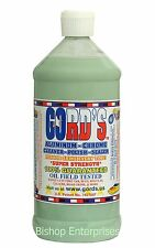 ALUMINUM,CHROME,STAINLESS,CLEANER-POLISH-SEALER PROFESSIONAL STRENGTH 12- 32 OZ.