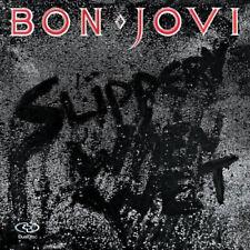 BON JOVI Slippery When Wet RARE OUT OF PRINT DUALDISC 5.1 SURROUND SOUND DISC
