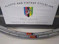 NOS Vintage Mavic Monthlery Route Tubular Rims 36h x 700c (622) 1980's Pair (2)