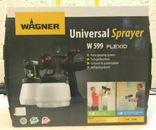 WAGNER Universal Sprayer W599 FLEXIO Paint Spraying System
