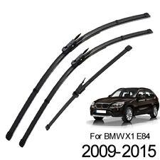 Toyota IQ 2009-on Calidad ALCA Alemania Wiper Blades delantero y trasero