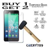 For Lenovo Vibe S1 - 100% Genuine Tempered Glass Film Screen Protector Cover