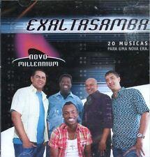 Exaltasamba - 20 Músicas Para Uma Nova Era CD (Novo Millennium)
