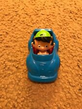 1994 MCDONALDS BOBBY'S WORLD RED WAGON BLUE RACER
