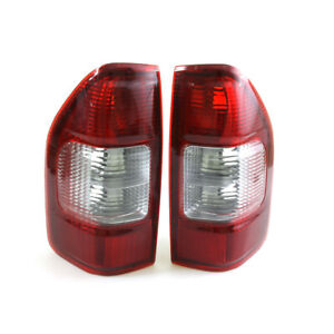 REAR TAIL LIGHT LAMPS Fit 2002 2003-2005 ISUZU D-MAX Chevy LUV KB LB Rodeo Pair