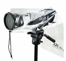 """JJC RI-5 2X Camera Rain Cover Protector for DSLR with lens up to 18"""" and flash"""