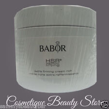 Babor HSR Lifting Extra Firming Cream Rich Prof Size 615/16z Pro200 ml EXP 2/19