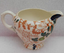 Royal Cauldon milk jug Bittersweet Vintage Staffordshire pottery Spare china