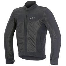 Giacche neri Alpinestars per motociclista Cordura