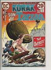 KORAK SON OF TARZAN #52 VF VERY FINE  BRONZE AGE COMIC DC COMICS 1973