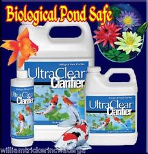 Ultra Clear Water Biological Pond Clarifier 1 Gallon