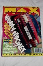 Max Power December 1996/VW Polo VR6/Toyota Rav4/Renault Clio Williams/Citroen AX