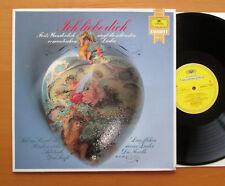 DG 2535 14 ich Lieber Dich Fritz Wunderlich romántico Lieder casi como nuevo/EX LP estéreo
