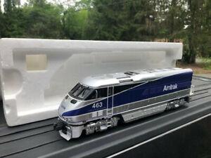 mth o scale locomotives